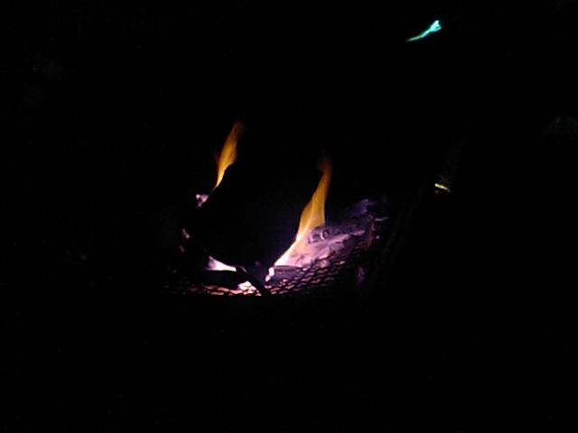 ちいさな炎