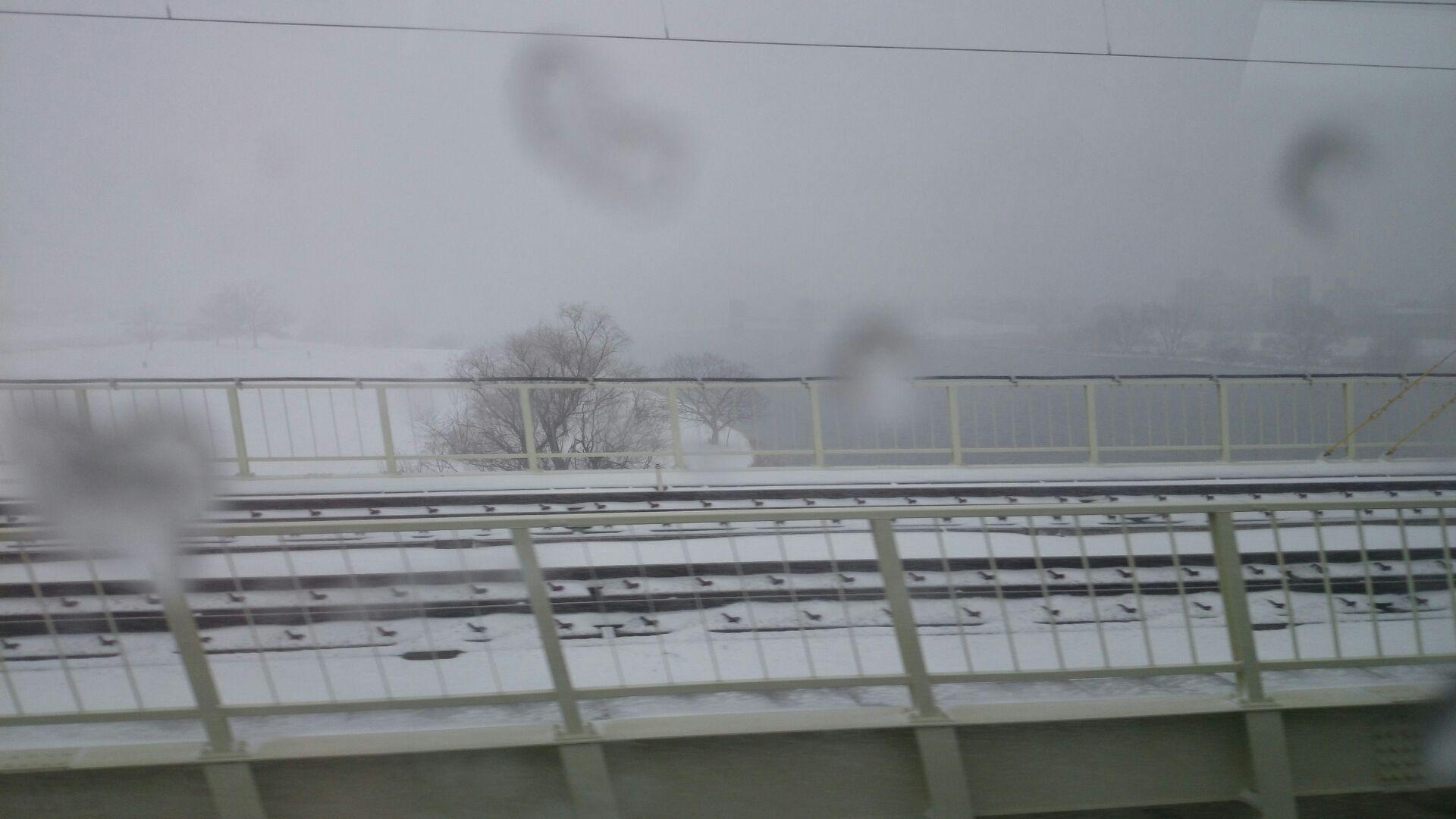 四十五年振りの大雪