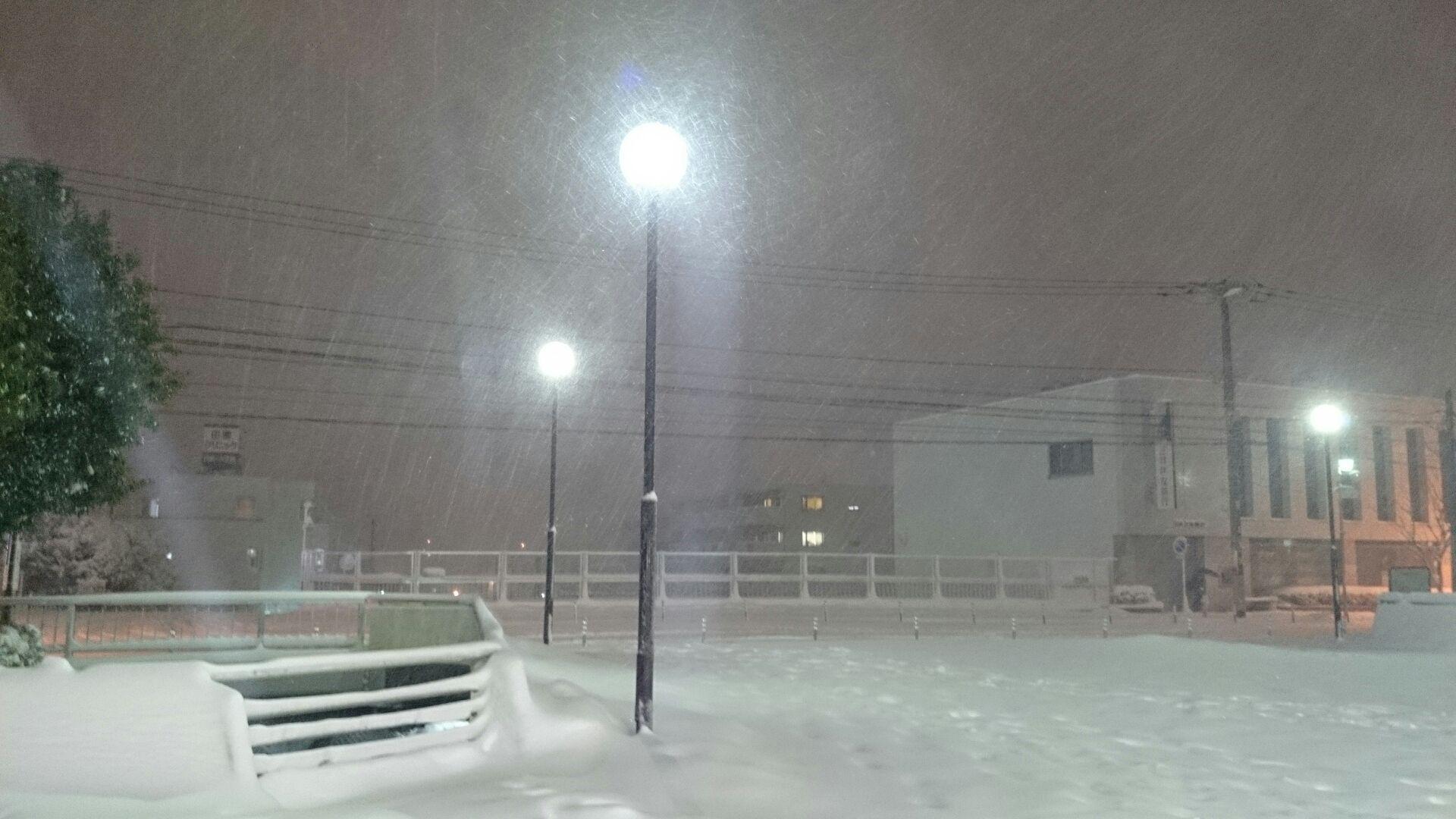 大雪リターンズ