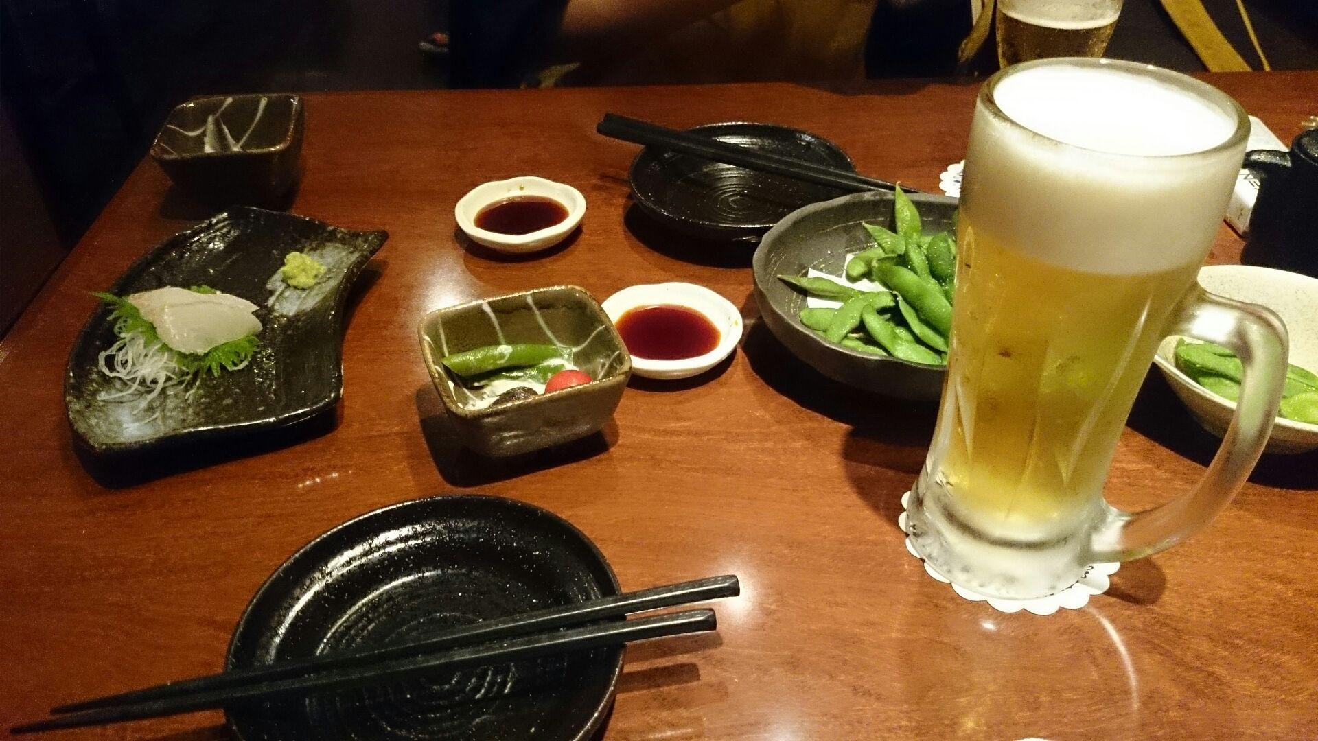 軽〜く飲み会