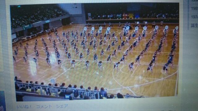 娘の高校の体育祭