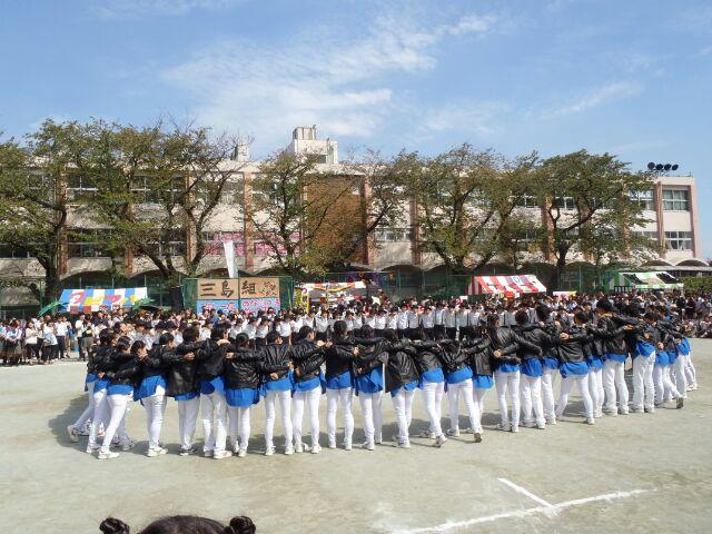 娘の高校の文化祭