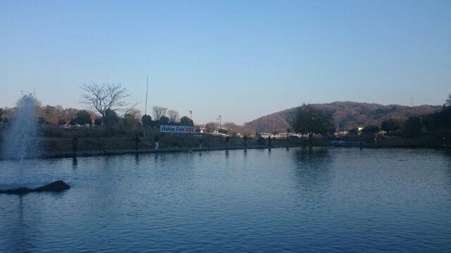 FF中津川で釣り納め