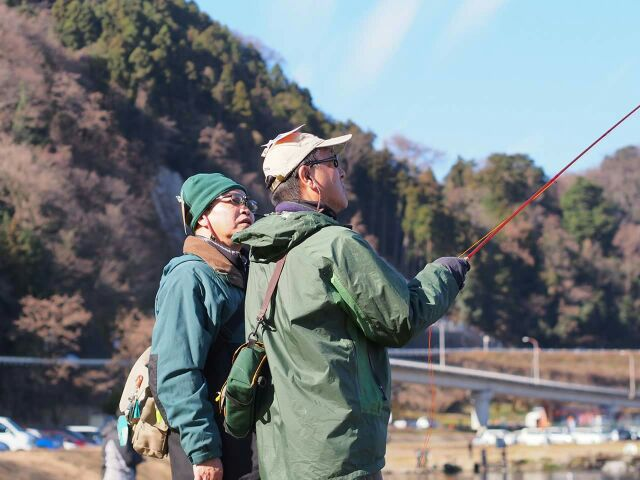2016年初釣り